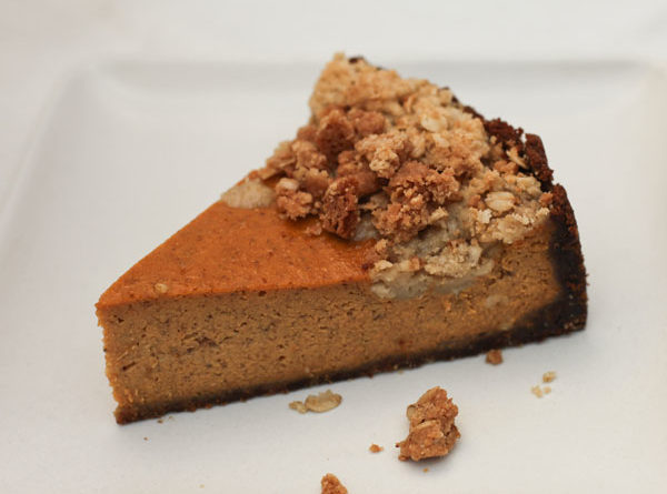 Pumpkin Pie – Not your same old…