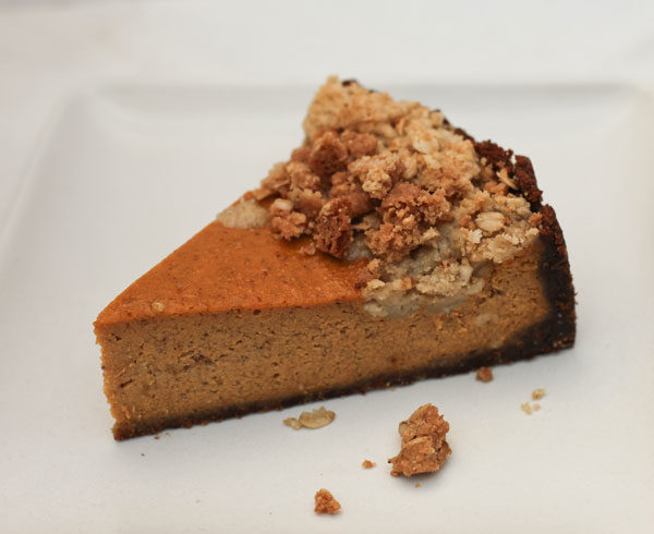 Pumpkin Pie – Not your same old…