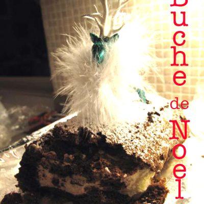 Flourless Chocolate Roulade – Buche de Noel Recipe