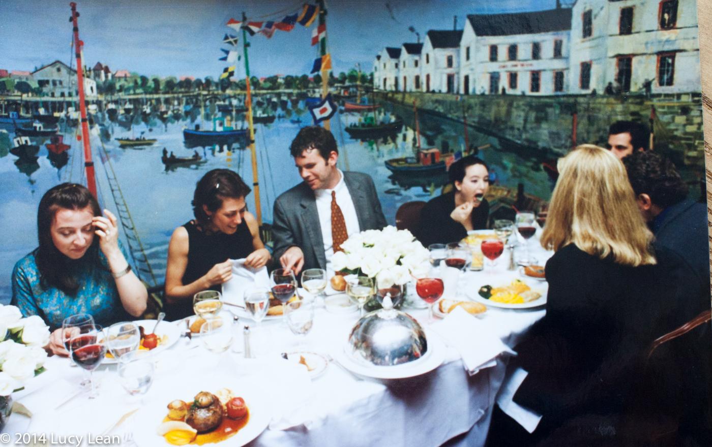 La Cote Basque Rachou Wedding 1998
