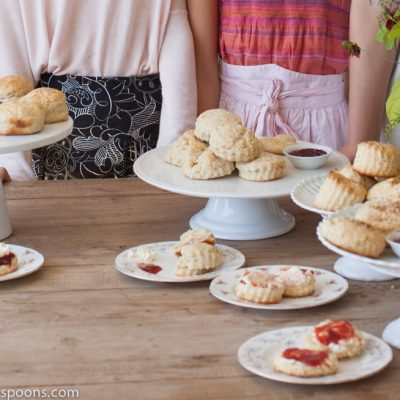 How to hold a Great British Bake Off – and Remy's winning scone recipe