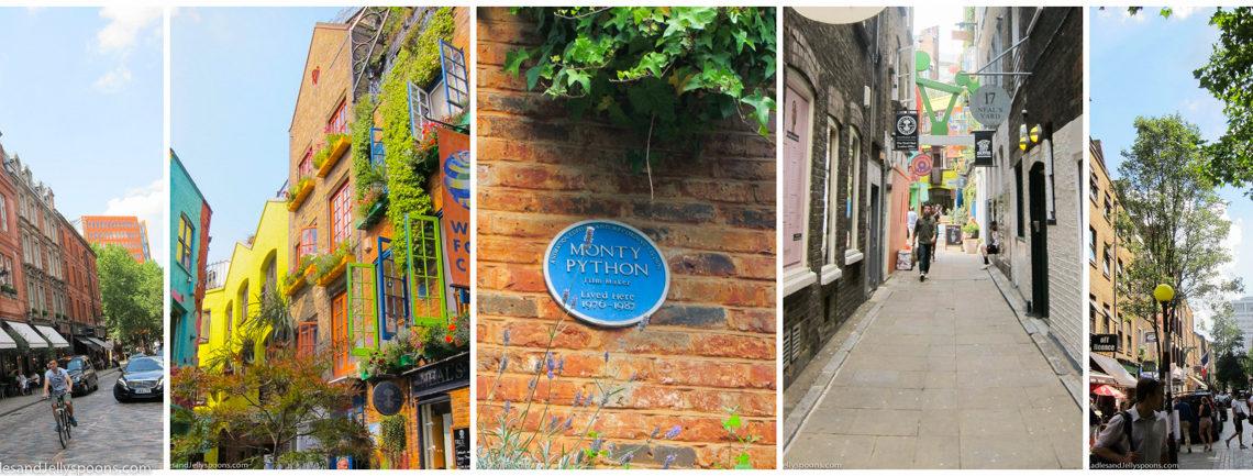 London 2014 Part 1