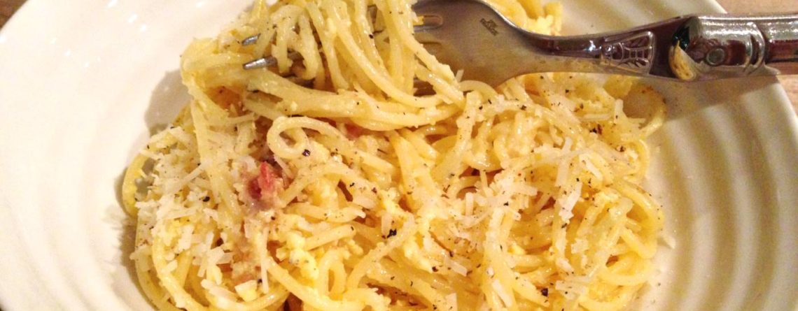 Spaghetti Carbonara – Barbara Lynch