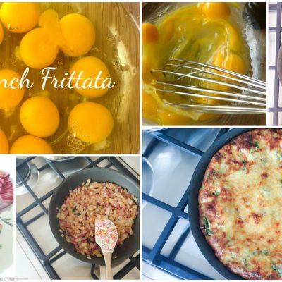 Easy Brunch Frittata