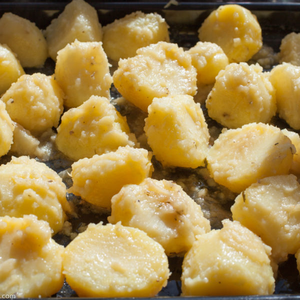 Roast Potatoes – for Claudia
