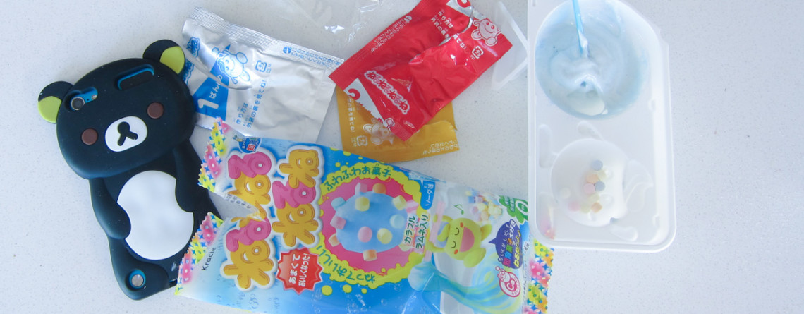 Minty's Poppin Cookin Japanese Candy