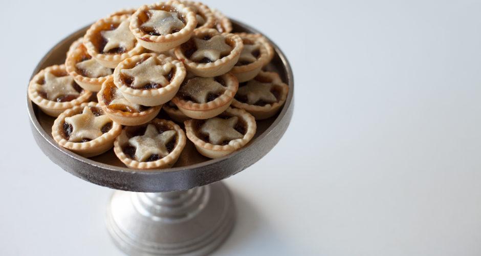 Mince pies – gluten free